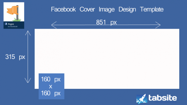 facebook cover image powerpoint design template for pages tabsite blog. Black Bedroom Furniture Sets. Home Design Ideas
