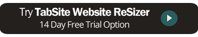 Website RESIZER - Select Platinum Plan