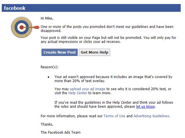 facebook ad template psd