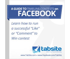 facebook timeline contests