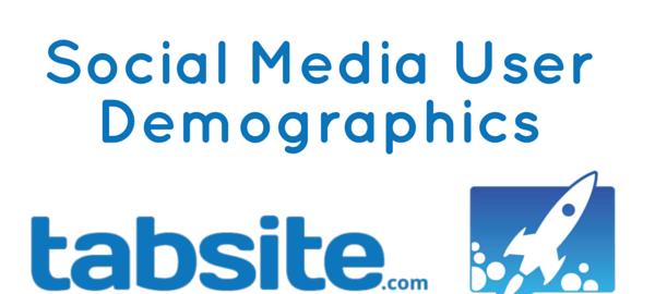 Social Media User Demographics
