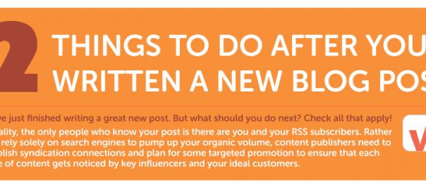 12 Step Blog Post Optimization Checklist