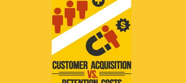 Customer Acquisition vs. Customer Retention -315